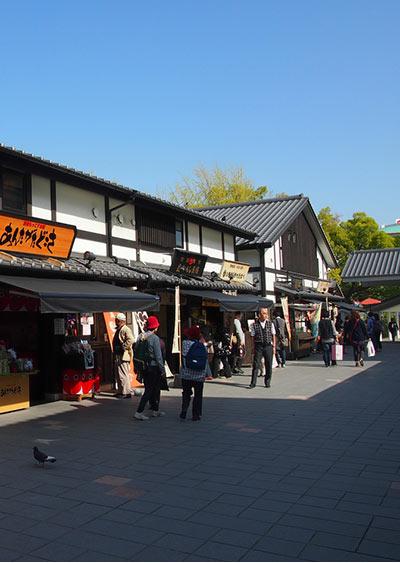 Josaien in Sakuranobaba