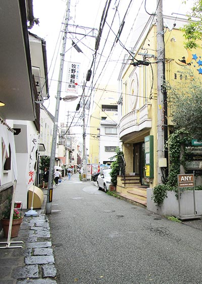 Kaminoura-Dori Street