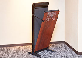 Trouser Press(Can be borrowed in the hallway of each floor)